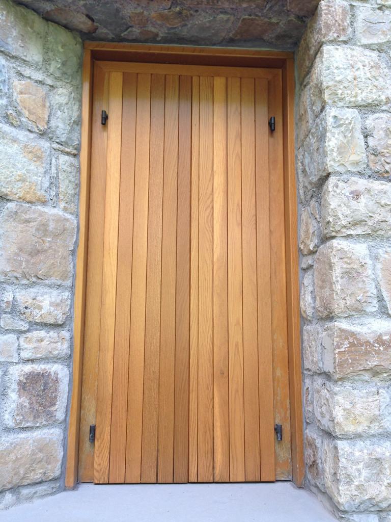 Verniciare porte interne affordable passo il fondo per - Verniciare finestre pvc ...