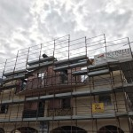 (Italiano) Ricostruzione 4 appartamenti dopo incendio - Piccinelli Verniciature